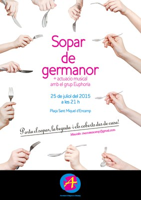 Sopar de germanor de l'AEE